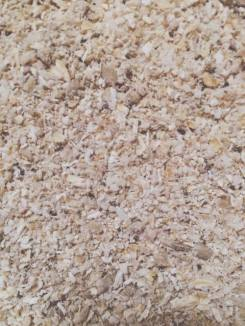Pulsed oats and seeds